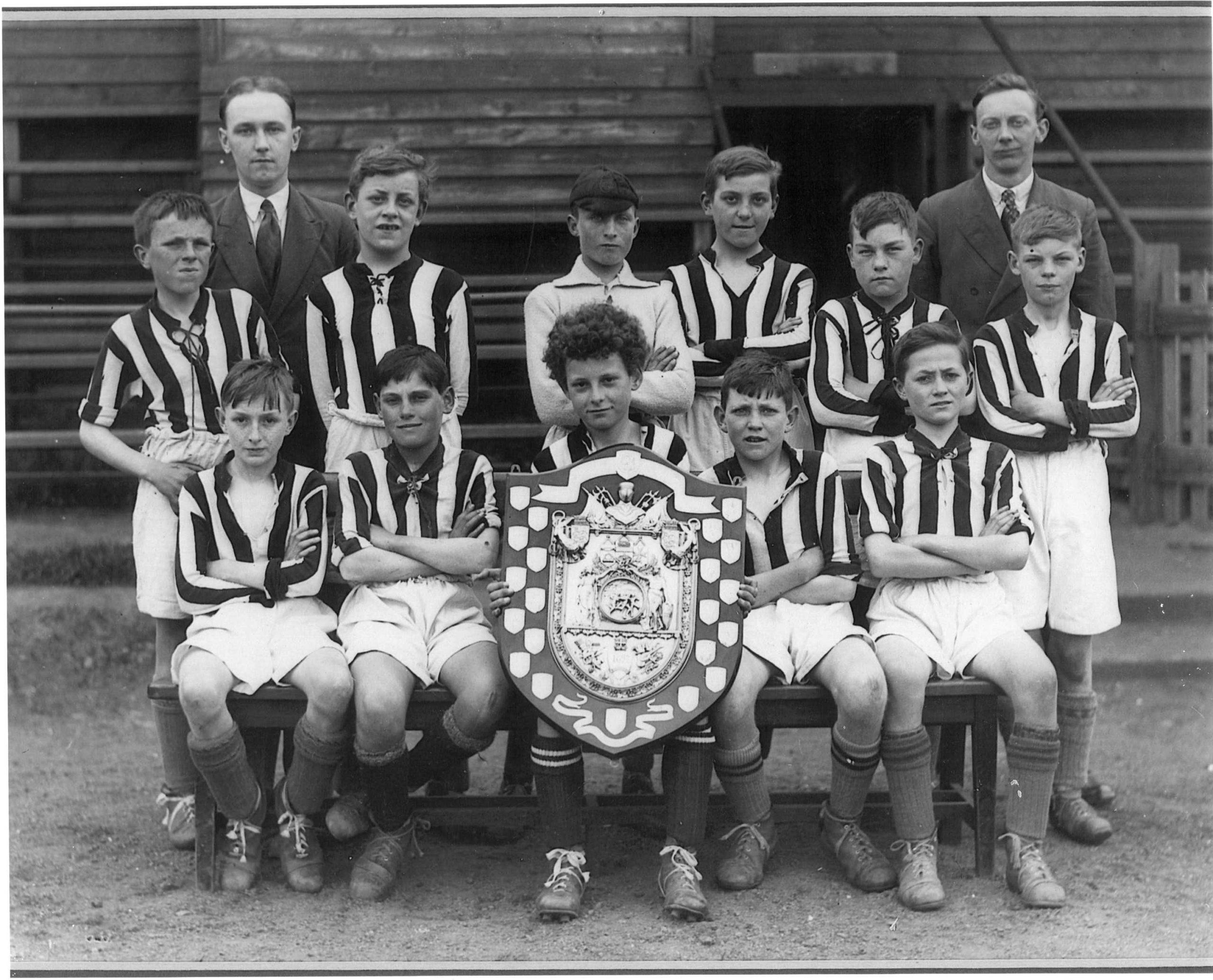1930-31 Football Team