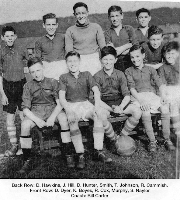 1946-47 League and Shield Winners