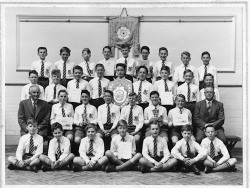 School Choir 1956